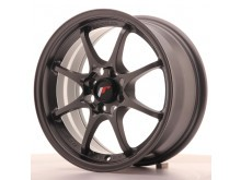 JR-Wheels JR5 Wheels Flat Gun Metal 15 Inch 7J ET35 4x100-58442