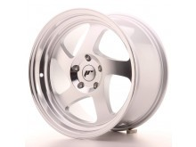 JR-Wheels JR15 Wheels Silver Machined 17 Inch 9J ET25 Blank-56154-30