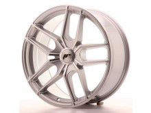 JR-Wheels JR25 Wheels Silver Machined 19 Inch 8.5J ET40 5H Blank-61260