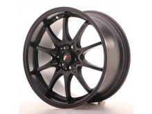 JR-Wheels JR5 Wheels Flat Black 17 Inch 8.5J ET35 4x100/114.3-55822-1