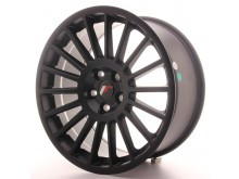 JR-Wheels JR16 Wheels Flat Black 18 Inch 8.5J ET40 5H Blank-57734-1