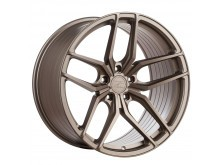 Z-Performance Wheels ZP2.1  20 Inch 10.5 J ET42 5x112 Flat Carbon Bronze-75759