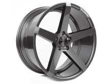 Z-Performance Wheels ZP6.1 19 Inch 9.5J ET45 5x112 Gun Metal-63566