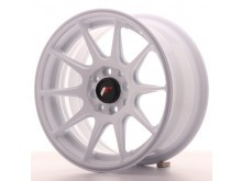 JR-Wheels JR11 Wheels White 15 Inch 7J ET30 4x100/108-55732-33