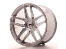 JR-Wheels JR25 Wheels Silver Machined 20 Inch 11J ET20-40 5H Blank-61280