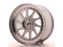JR-Wheels JR26 Wheels Silver Machined 17 Inch 9J ET35 4x100/114.3-61324
