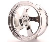 JR-Wheels JR15 Wheels Vacuum Chrome 19 Inch 8.5J ET35-40 5H Blank-56155-13