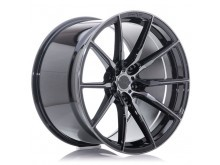 Concaver CVR4 Wheels 20x9 ET20-51 BLANK Double Tinted Black-76107