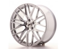 JR-Wheels JR28 Wheels Silver Machined 19 Inch 9.5J ET35 5x120-62974