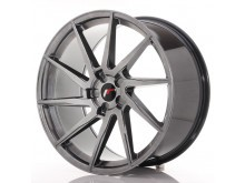 JR-Wheels JR36 Wheels Hyper Black 22 Inch 10.5J ET15-55 5H Blank-67391