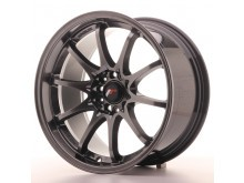 JR-Wheels JR5 Wheels Hyper Black 18 Inch 9.5J ET22 5x114.3-58458