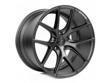 Z-Performance Wheels ZP.09 19 Inch 8.5 J ET35 5x120 Flat Black-75751
