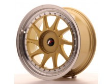 JR-Wheels JR26 Wheels Gold 18 Inch 8.5J ET20-40 Blank-61336