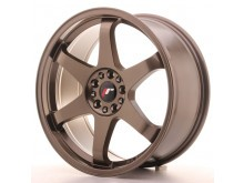 JR-Wheels JR3 Wheels Bronze 19 Inch 8.5J ET35 5x100/120-47159-33
