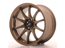 JR-Wheels JR5 Wheels Dark Anodize Bronze 18 Inch 9.5J ET22 5x114.3-58457