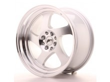 JR-Wheels JR15 Wheels Silver Machined 17 Inch 9J ET25 5x100/114.3-56154-16