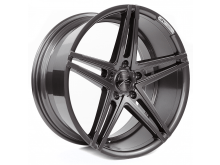 Z-Performance Wheels ZP4.1 19 Inch 9.5J ET40 5x120 Gun Metal-63526