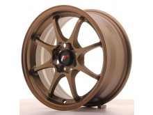 JR-Wheels JR5 Wheels Dark Anodize Bronze 15 Inch 7J ET35 4x100-58439