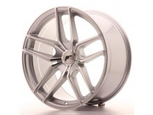 JR-Wheels JR25 Wheels Silver Machined 20 Inch 10J ET20-40 5H Blank-61272