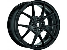 Sparco Podio Wheels Gloss Black 17 Inch 7,5J ET45 5x120-70136