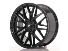 JR-Wheels JR28 18x7,5 ET40 5x112 Gloss Black-76376