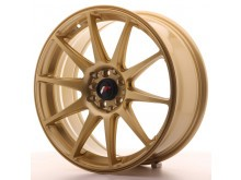 JR-Wheels JR11 Wheels Gold 18 Inch 7.5J ET40 5x112/114.3-58386