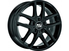 MSW MSW 28 Wheels Gloss Black 18 Inch 7,5J ET44 5x112-70117