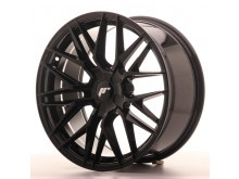 JR-Wheels JR28 Wheels Gloss Black 18 Inch 8.5J ET20-40 5H Blank-62949