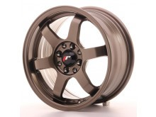 JR-Wheels JR3 Wheels Bronze 15 Inch 7J ET25 4x100/108-47159-18