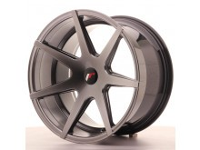 JR-Wheels JR20 Wheels Hyper Black 19 Inch 11J ET25-35 5H Blank-58503
