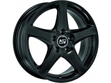 MSW MSW 78 Wheels Gloss Black 17 Inch 6,5J ET46 5x114,3-70078