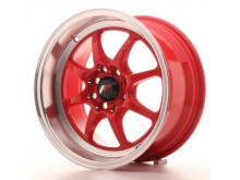 JR-Wheels TFII Wheels Red 15 Inch 7.5J ET30 4x100/114.3-47162-2