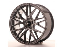 JR-Wheels JR28 Wheels Hyper Black 20 Inch 8.5J ET20-40 5H Blank-62995