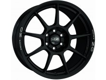 OZ-Racing Challenge HLT Wheels Flat Black 18 Inch 12J ET63 5x130-72557