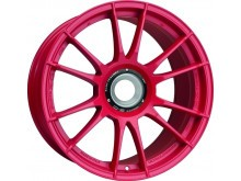 OZ-Racing Ultraleggera HLT Centerlock Wheels Red 20 Inch 11J ET50 15x130-74706