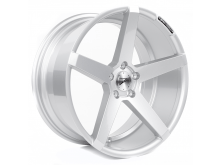 Z-Performance Wheels ZP6.1 19 Inch 8.5J ET45 5x112 Silver-63540