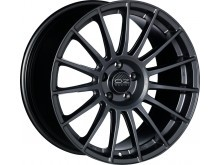 OZ-Racing Superturismo LM Wheels Flat Graphite 17 Inch 7,5J ET42 4x100-73703