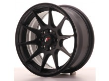 JR-Wheels JR11 Wheels Flat Black 15 Inch 7J ET30 4x100/108-57733-2