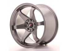 JR-Wheels JR3 Wheels Gun Metal 18 Inch 10J ET25 5x114.3/120-63001