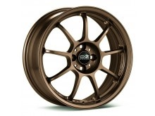 OZ-Racing Alleggerita HLT Wheels Flat Bronze 18 Inch 8J ET55 5x108-72851