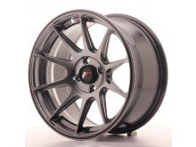 JR-Wheels JR11 Wheels Dark Hyper Black 16 Inch 8J ET25 4x100-58865