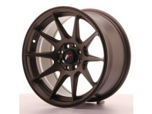JR-Wheels JR11 Wheels Flat Bronze 16 Inch 8J ET25 4x100/108-55811-19