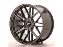 JR-Wheels JR28 Wheels Hyper Black 19 Inch 10.5J ET20-40 5H Blank-62963