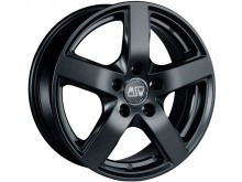 MSW MSW 55 Wheels Flat Dark Grey 16 Inch 6,5J ET40 5x110-73285