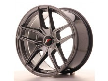 JR-Wheels JR25 Wheels Hyper Black 18 Inch 9.5J ET20-40 5H Blank-61239