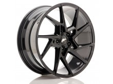 JR-Wheels JR33 20x9 ET35 5x120 Glossy Black-76463