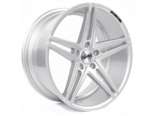 Z-Performance Wheels ZP4.1 19 Inch 8.5J ET45 5x112 Silver-63513
