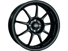 OZ-Racing Alleggerita HLT Wheels Flat Black 17 Inch 8J ET35 5x114,3-71835