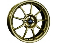 OZ-Racing Alleggerita HLT Wheels Race Gold 17 Inch 8J ET34 5x120-74324