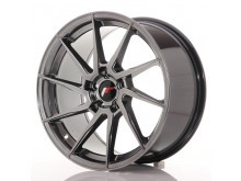 JR-Wheels JR36 Hyper Black 18 Inch 9J ET35 5x120-67336